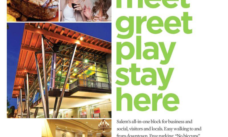 Creative Company, Inc. - Salem Convention Center Advertising