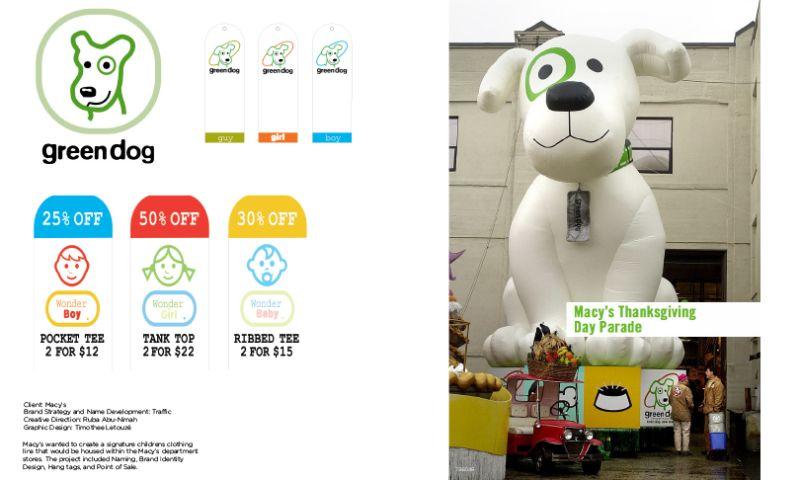 Traffic, Inc. - Green Dog