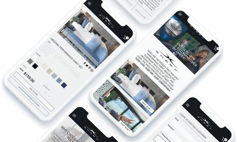 Ziggle Tech Inc. - SHEEX Enhances The Mobile Customer Experience With New Progressive Web App (PWA)