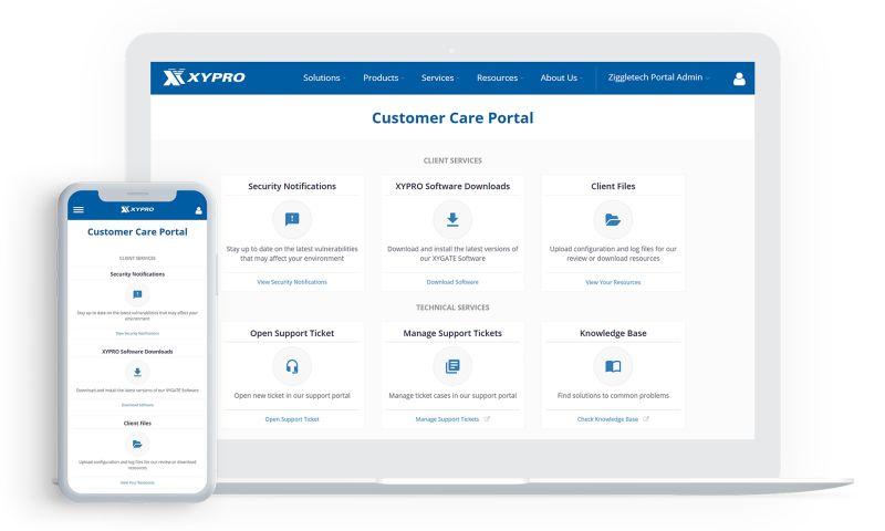 Ziggle Tech Inc. - Replatforming Of Self-Service Customer Portal (Salesforce And Liferay)