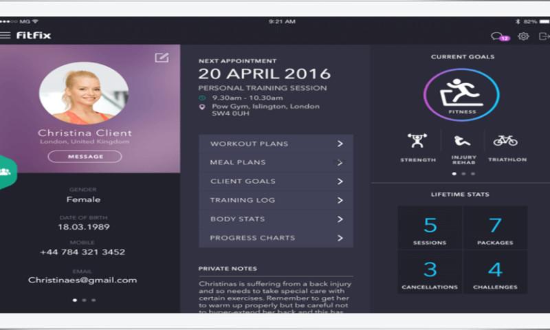 AppSted Ltd - fitfix