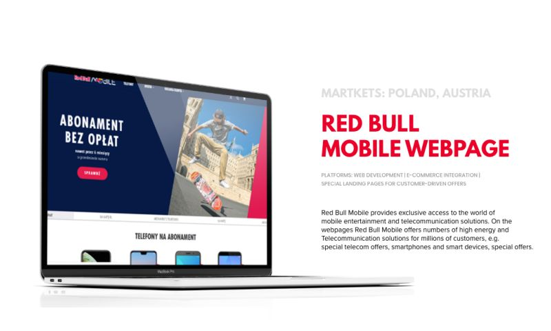 Concise Software - Red Bull Mobile