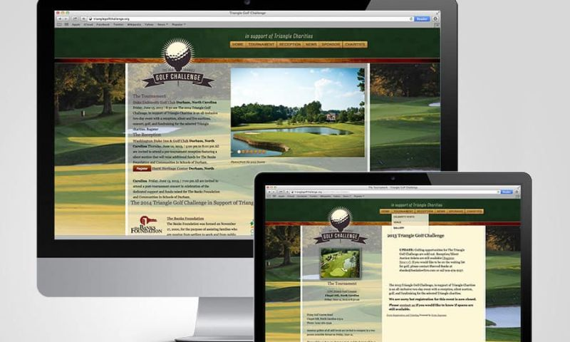Hummingbird Creative Group - Triangle Golf Challenge