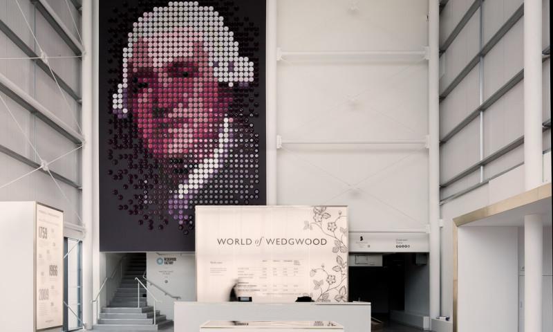 Silver Leopard Studio - World of Wedgwood