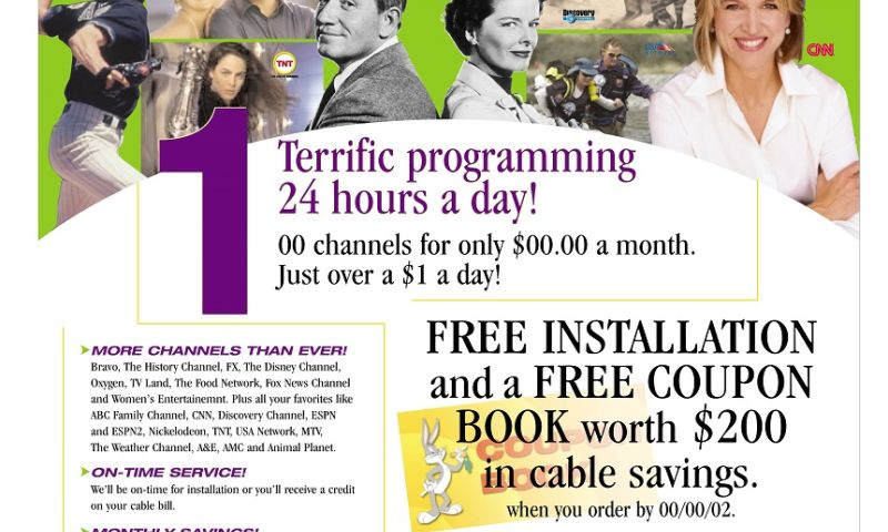 Strategic and Creative Marketing Inc. - Radio and TV Campaigns for Time Warner Cable