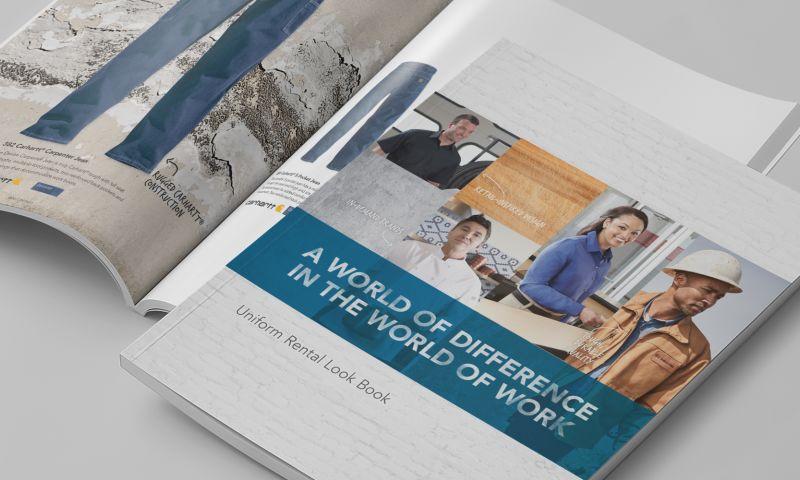 LEAP Matter - Cintas Uniform Rental Look Book