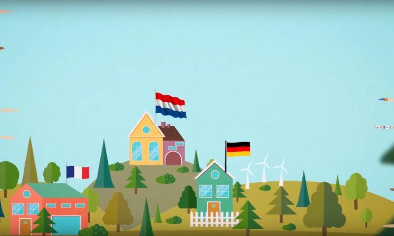 Mania Marketing - Euro Vilage - 2D Animation
