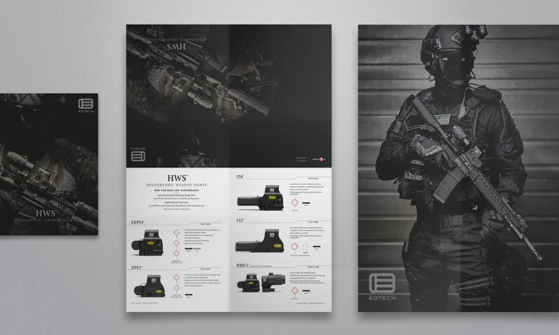LEAP Matter - EOTECH Poster-Catalogs
