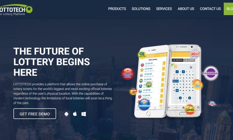 Atom Solutions Ltd. - Lotto Tech