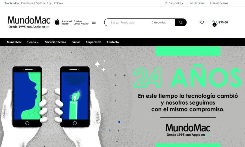 Luzmala - MundoMac