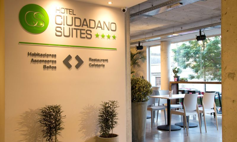 Luzmala - Ciudadano Suites