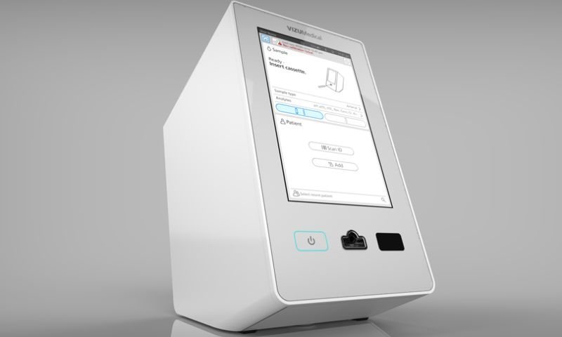 Big Bang - VIZU Medical Blood Gas Analyzer