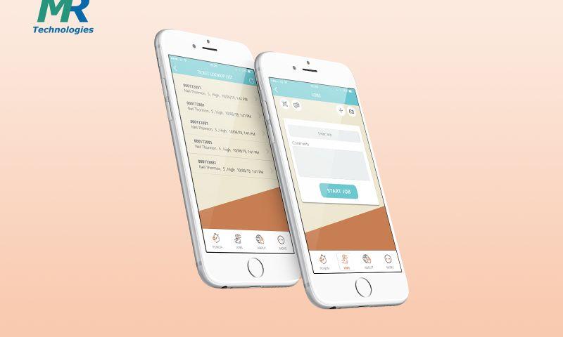 MedRec Technologies - Time Tracker