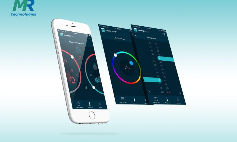 MedRec Technologies - SmartDuvet, an IoT based app
