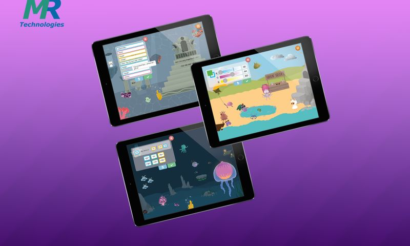 MedRec Technologies - Erase All Kittens - A game that inspires kids to code