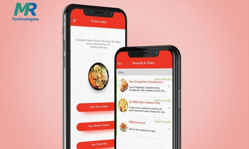 MedRec Technologies - Leeann Chin- Online Food Ordering