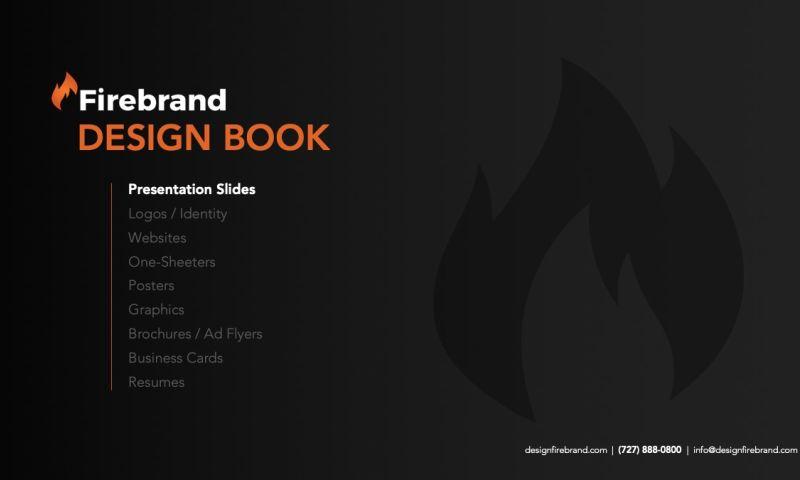 Firebrand Design & Business Solutions - Presentation Slides
