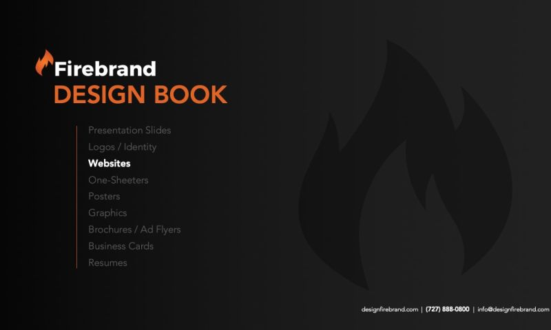 Firebrand Design & Business Solutions - Websites