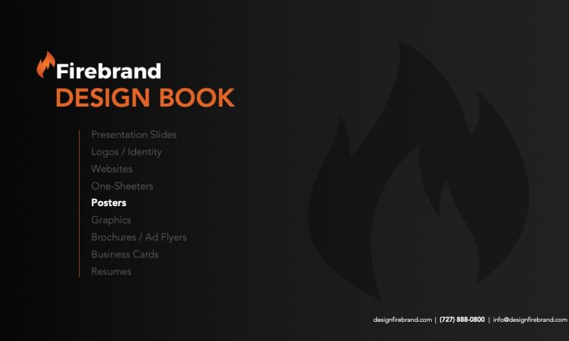 Firebrand Design & Business Solutions - Posters