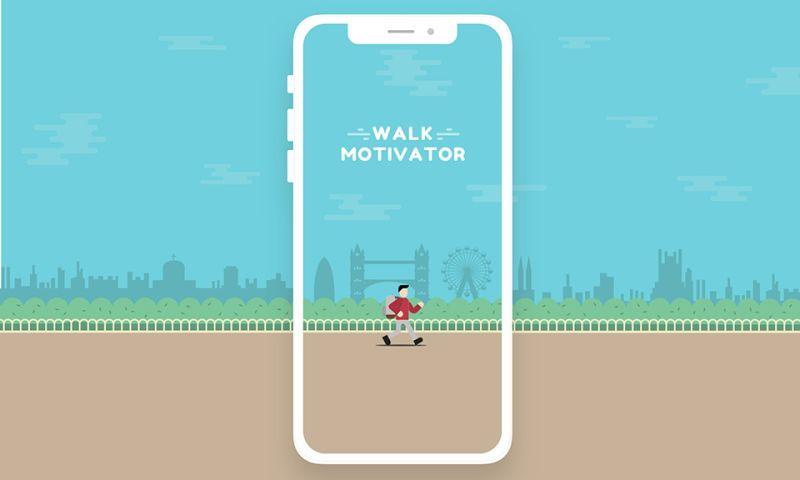 Appus Studio LP - Walk Motivator