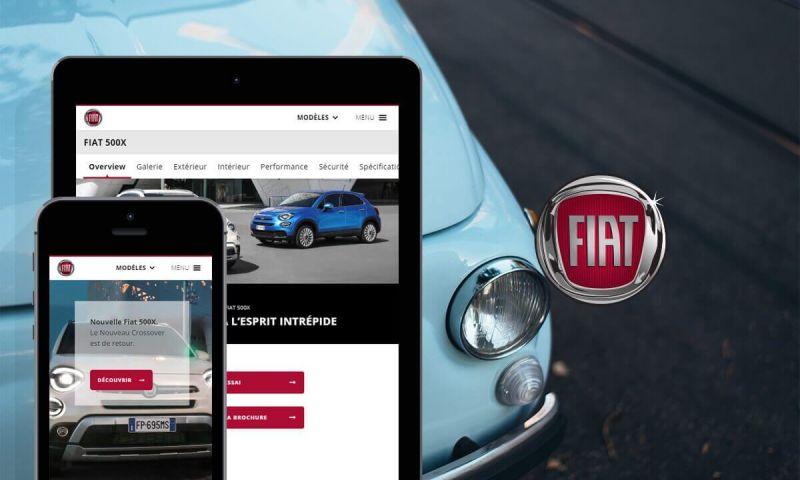 Goweb Agency - FIAT