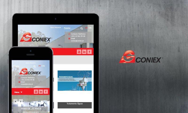 Goweb Agency - Coniex