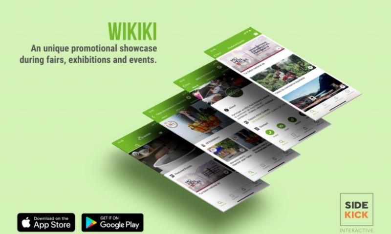 Sidekick Interactive - WIKIKI