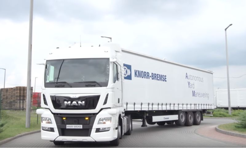 Sigma Software - Autonomous Driving System for Knorr-Bremse