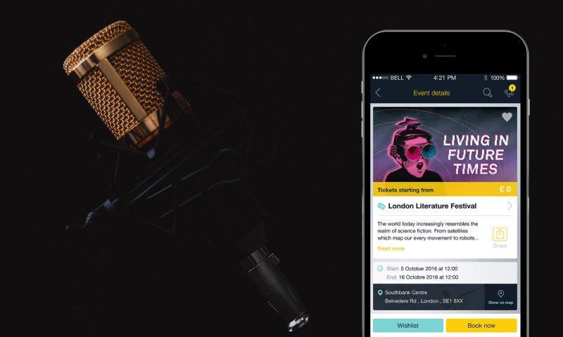 Creative Navy - UX/UI Mobile App