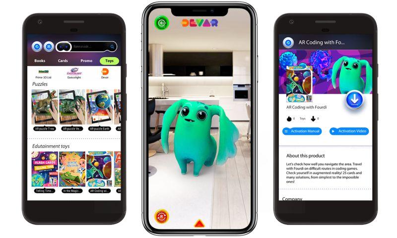 DEVAR - DEVAR - Augmented Reality Platform