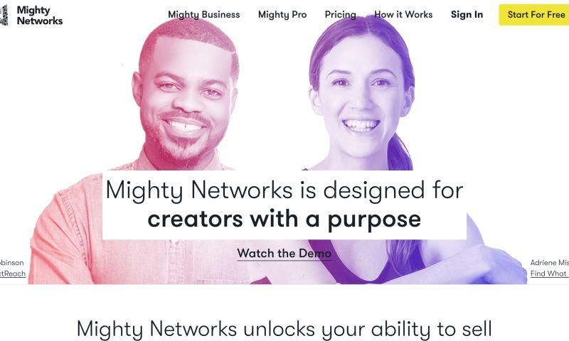 Mangrove Web Development - Mighty Networks