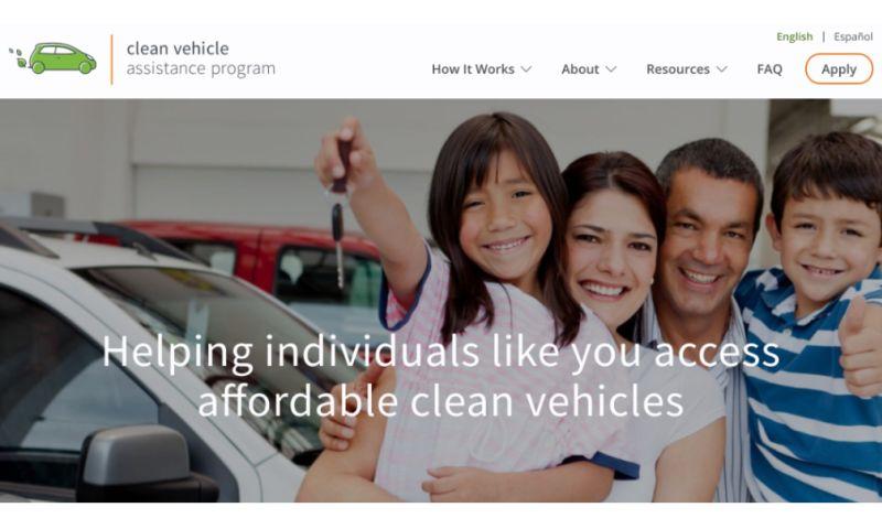 Mangrove Web Development - Clean Vehicle Grants Program (Beneficial State Foundation)