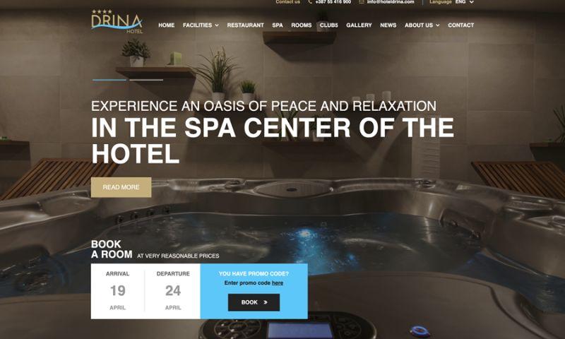 itMedia - Hotel Drina