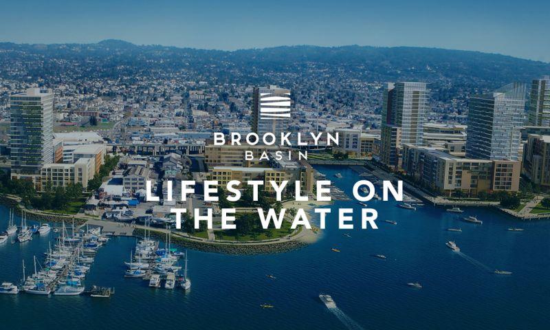 RadiantBrands - Brooklyn Basin: Branding, Website, Launch Event