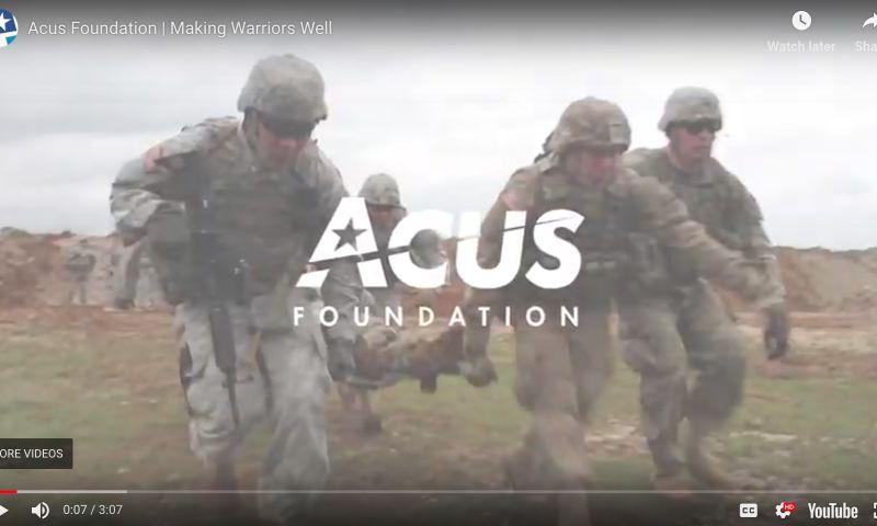 RadiantBrands - Acus Foundation: Rebranding, Video, Website