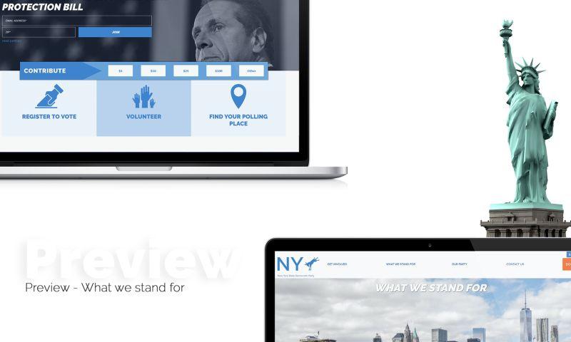 Netstat Space, LTD - New York Democratic Party