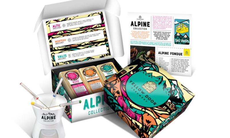 GB Agency - Alpine Welcome Kit