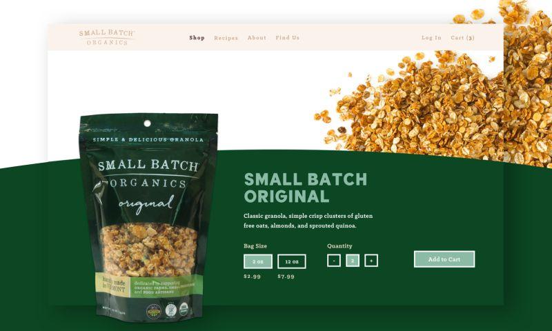 CMYK - Small Batch Organics