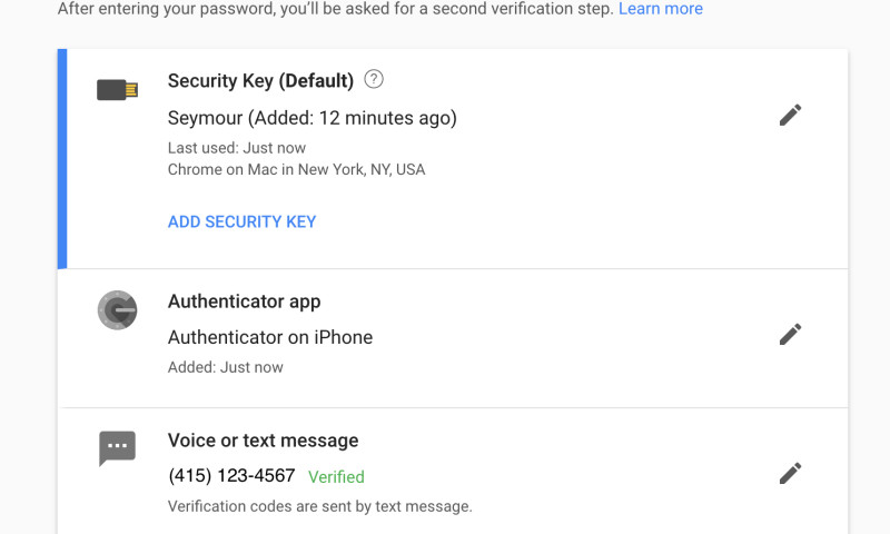 LME Services - Turning on 2 Factor Authentication is Key to your security