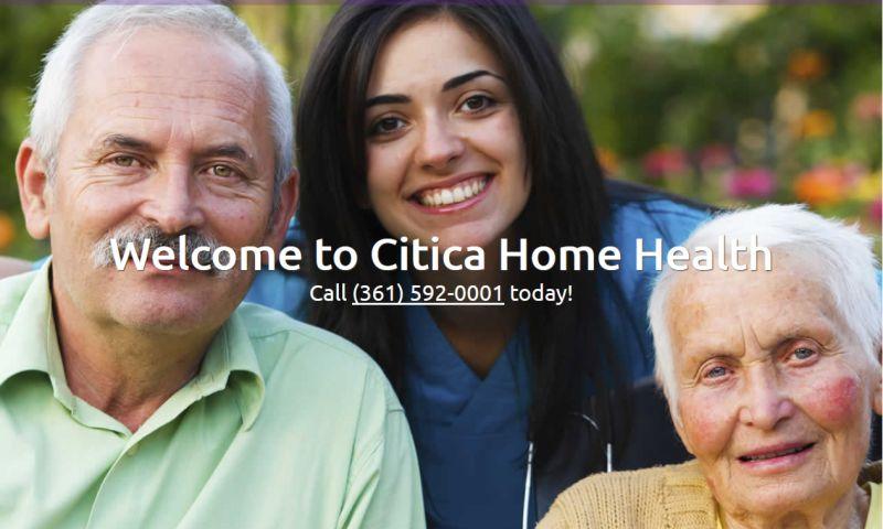 Williams Web Solutions - Citica Home Health