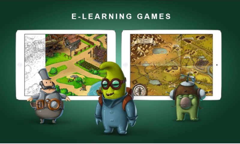 Sigma Software - English Learning Game for Universal Learning Games AB