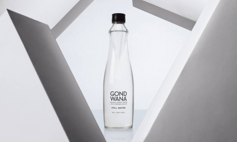 tridimage - Gond Wana Mineral Water