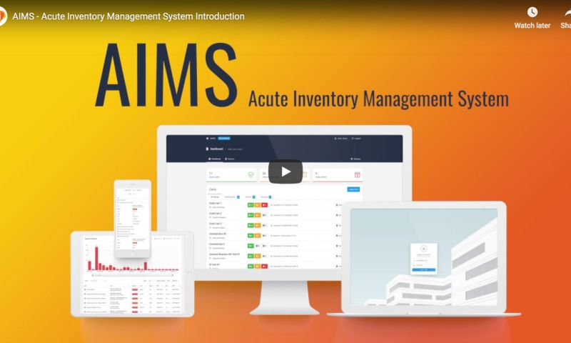 SEOAmerica, Inc. - Acute Inventory Management