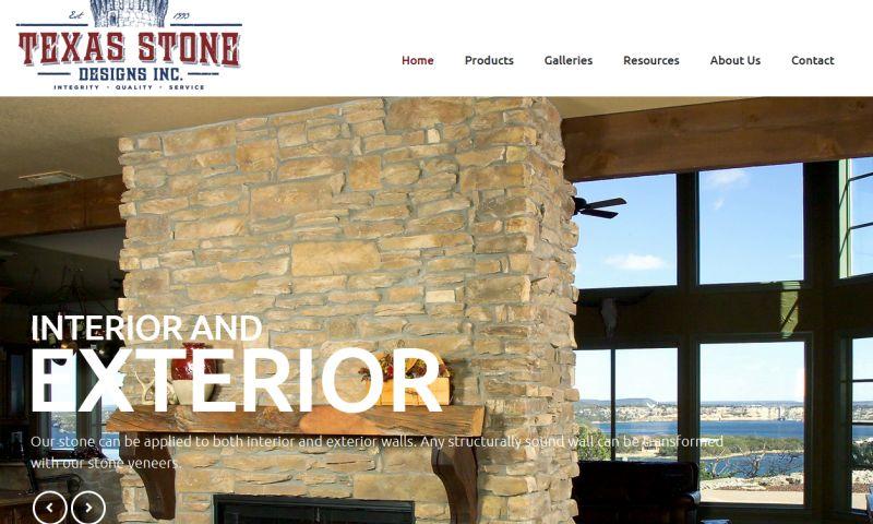 Einstien's Eyes Online Marketing - Texas Stone Design