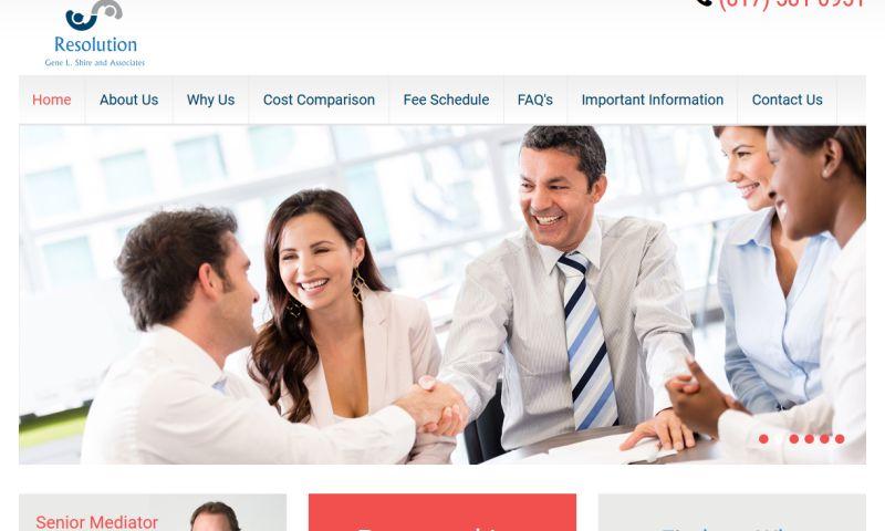 Einstien's Eyes Online Marketing - Personalized Dispute Resolution