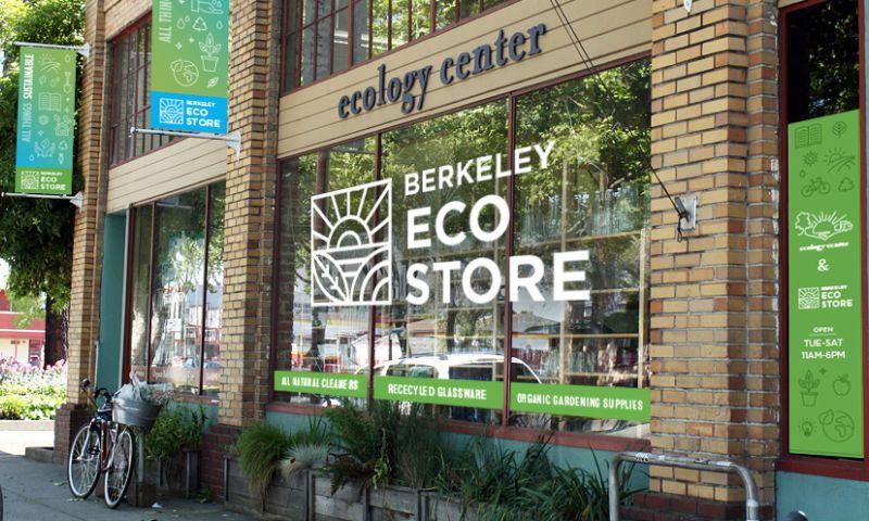 RadiantBrands - Berkeley Eco Store: Rebranding and Marketing Strategy