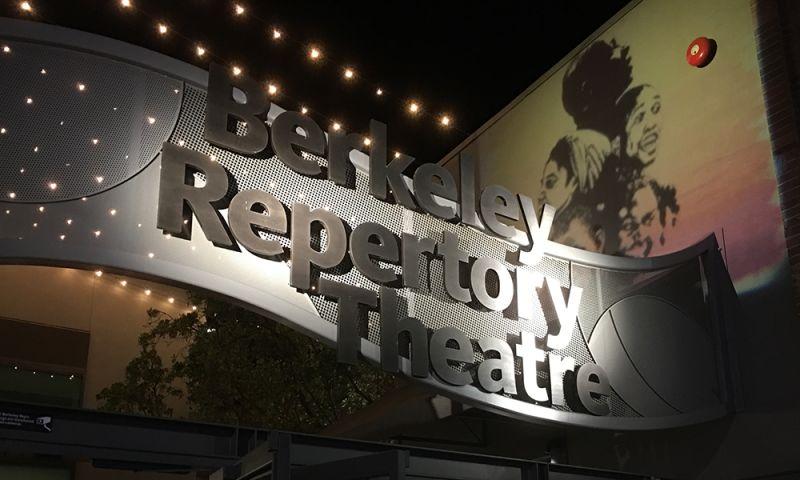 RadiantBrands - Berkeley Repertory Theatre: Signage, Naming, Interior Graphics