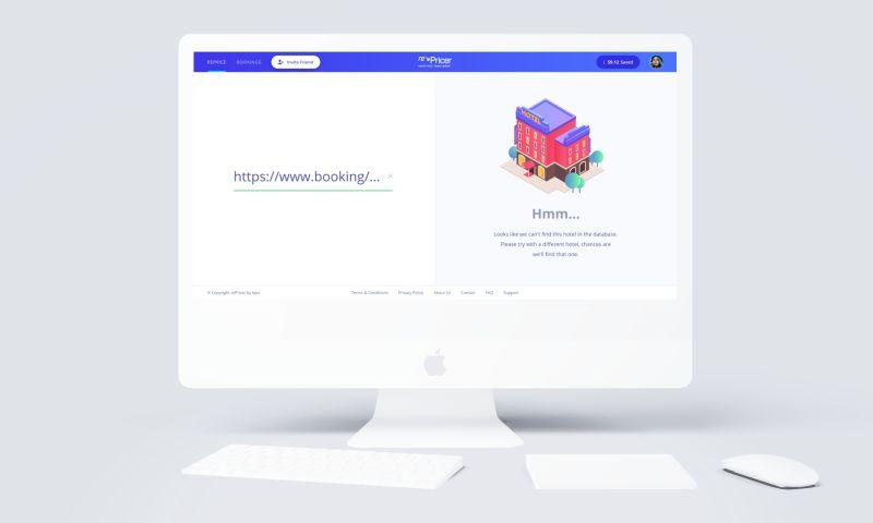Creative Navy - Booking tool