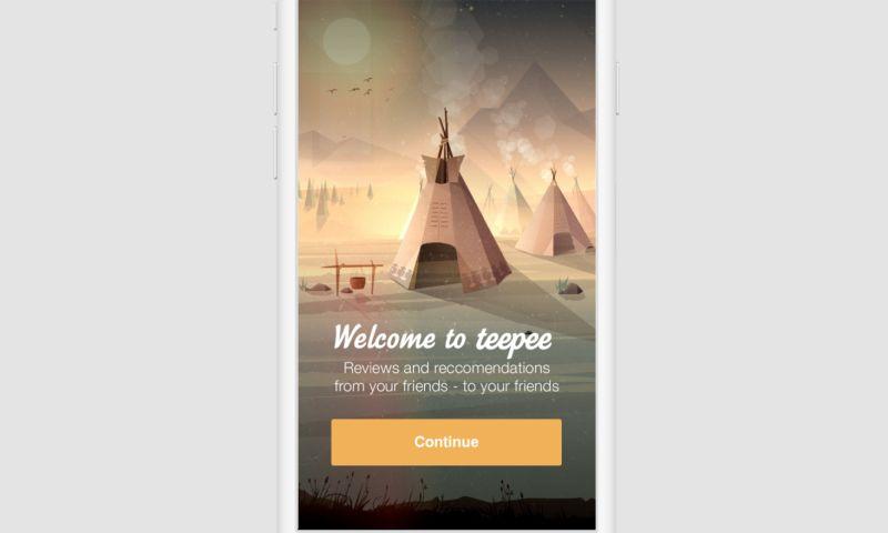 Creative Navy - Teepee App