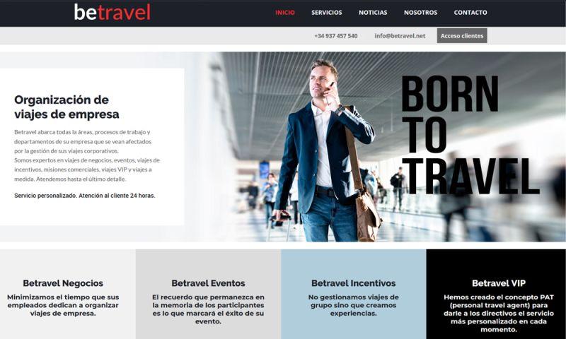The Webmaster Co. de Barcelona - Betravel